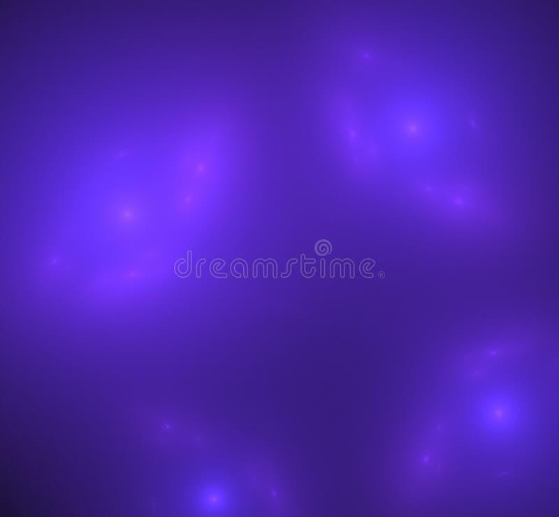 紫色blured发光的分数维背景 幻想分数维纹理 abstact艺术深深数字式红色转动 3d翻译 计算机生成的图象 皇族释放例证