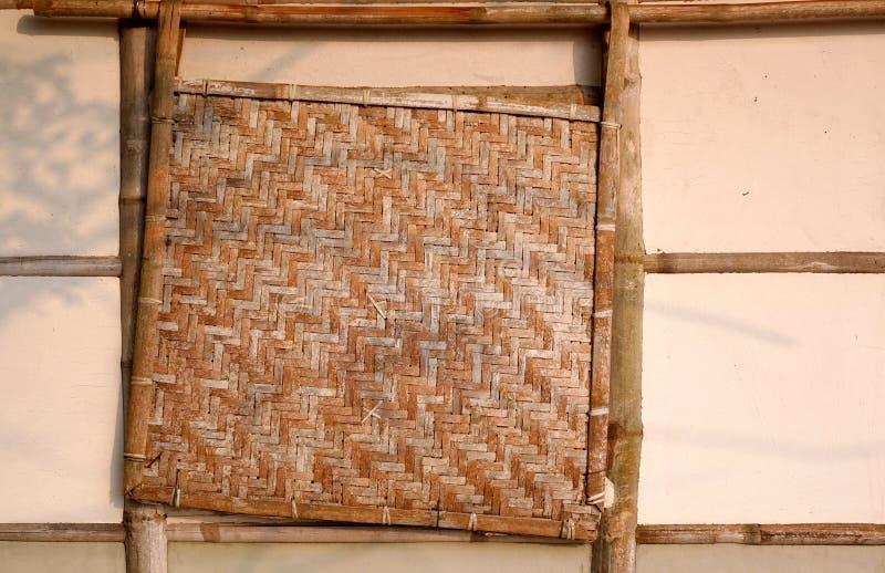 繁体中文竹子结构 图库摄影
