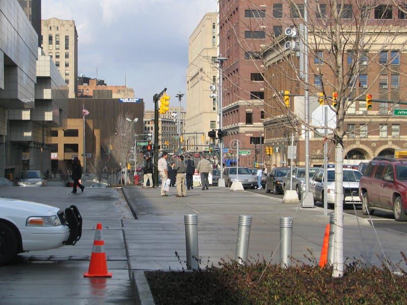 繁忙的城市 免版税图库摄影