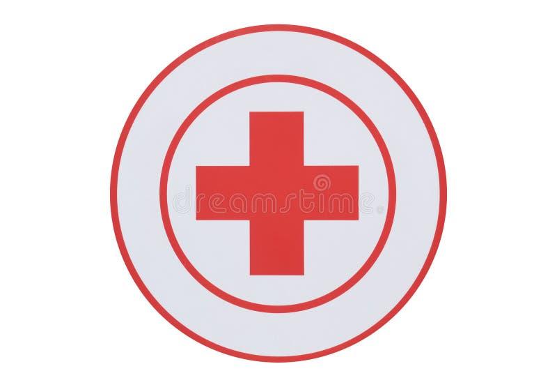 红十字标志 免版税图库摄影