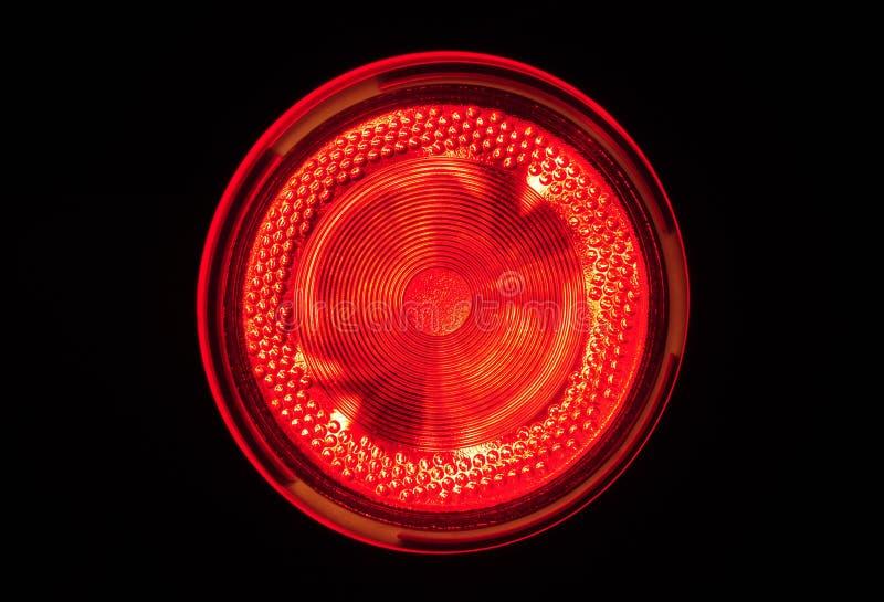 红外线灯 库存图片