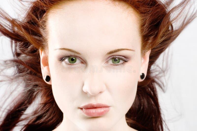 红头发人 免版税库存图片