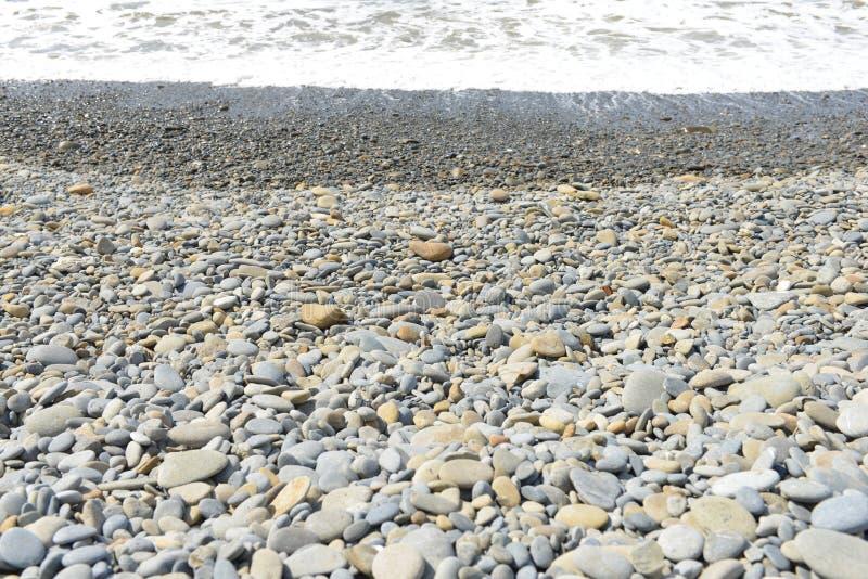 红宝石海滩,华盛顿州 免版税图库摄影