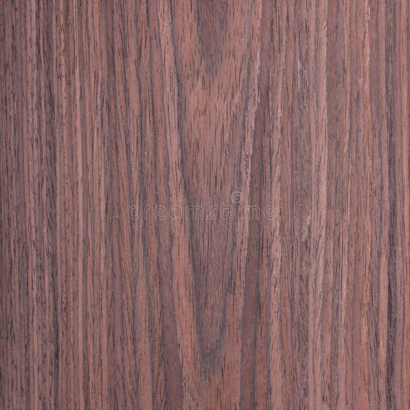 红木木头纹理 免版税库存图片