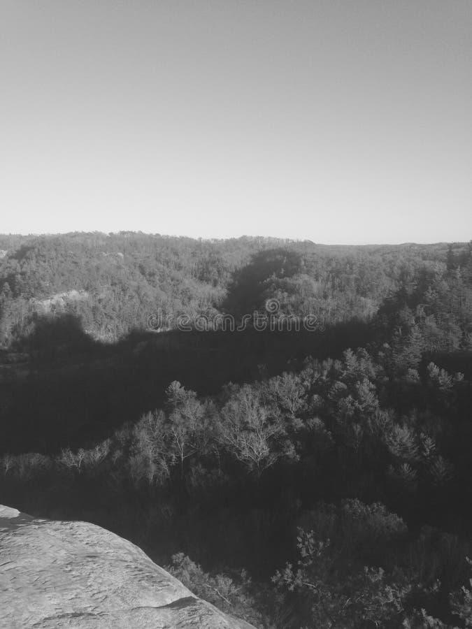 红河峡谷 免版税库存照片