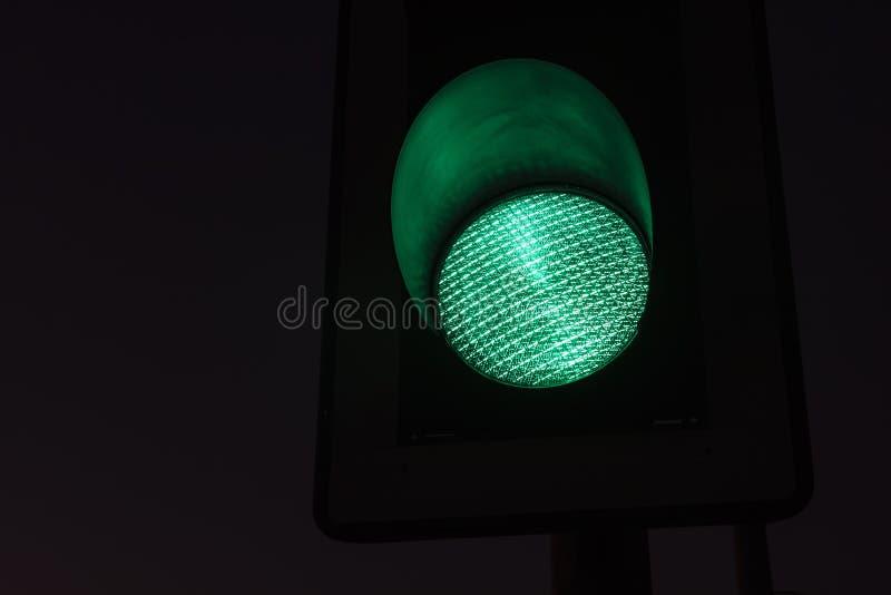 """红绿灯†""""绿色 库存图片"""