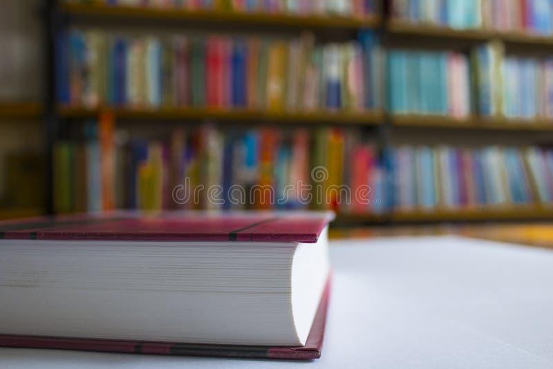 红色书 免版税库存照片
