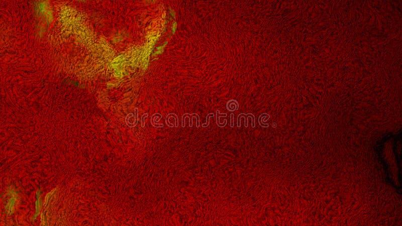 红色和橙色地毯纹理美好的典雅的例证形象艺术设计背景 皇族释放例证