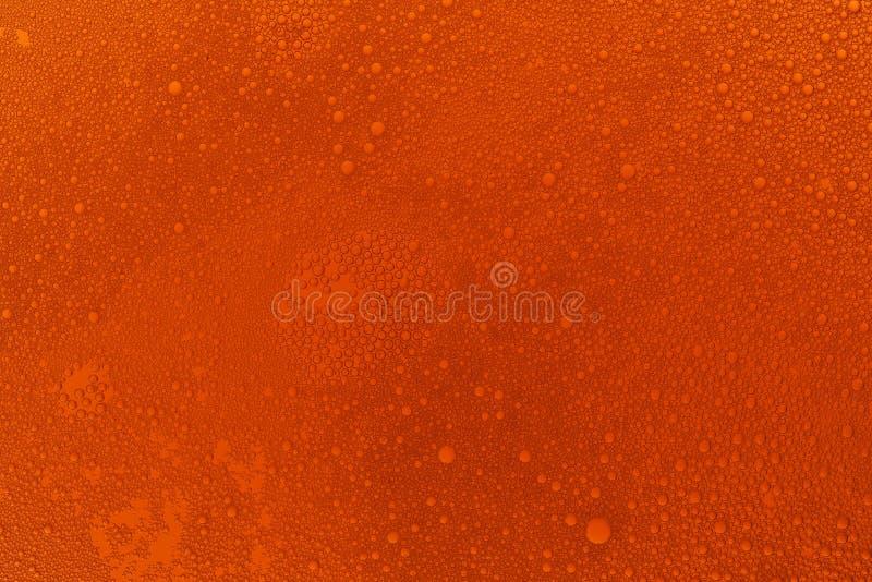 红色啤酒纹理 色的背景 图库摄影
