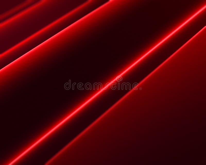红色墙纸 皇族释放例证