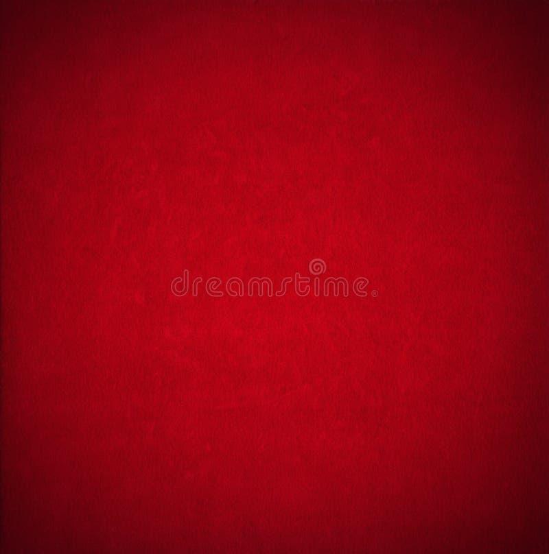 红色天鹅绒背景 库存照片