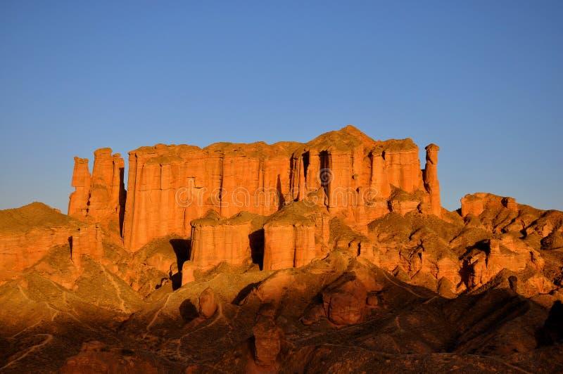 红色岩石峡谷 免版税图库摄影