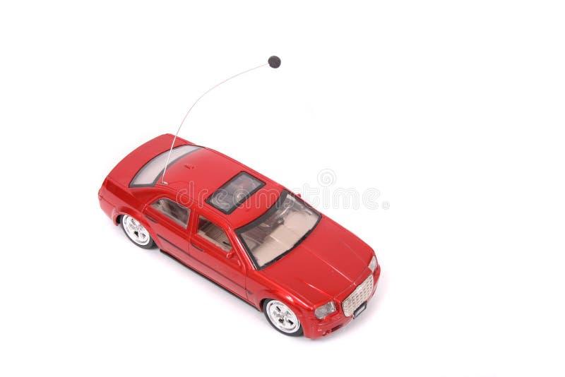 红色汽车的子项 库存图片