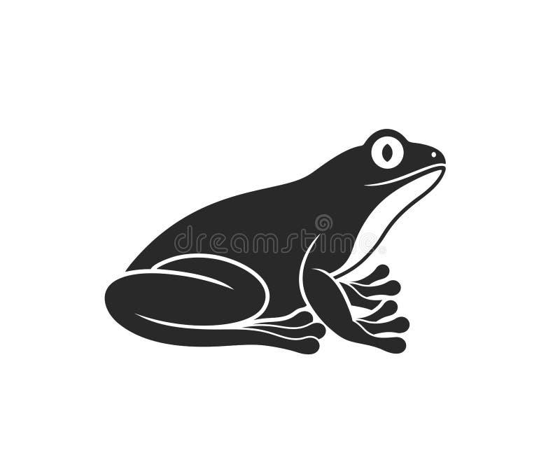 红色眼睛青蛙 因为肋前缘查找了青蛙青蛙生长高典型地暗示命名尼加拉瓜其他巴拿马rica结构树结构树植被 在空白背景的查出的青蛙 库存例证