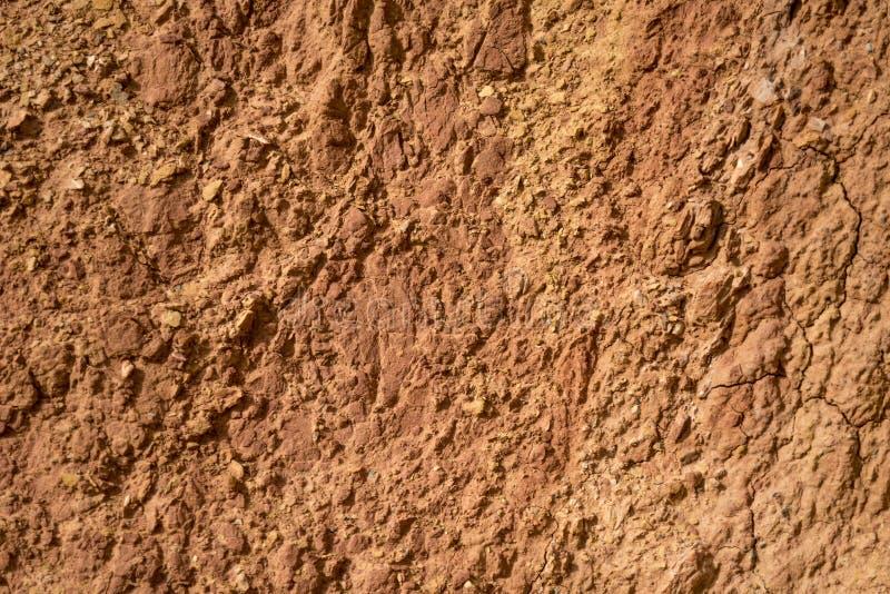 红色石头 免版税库存图片