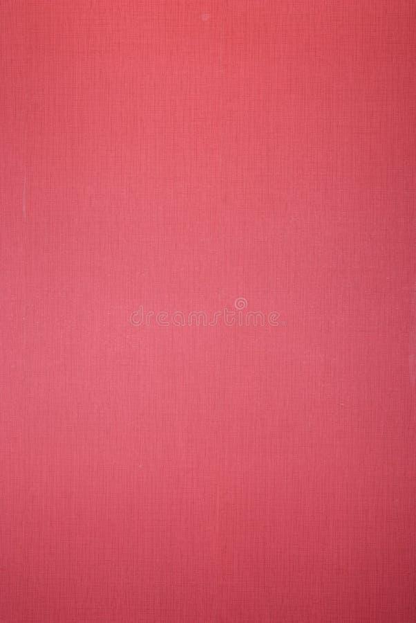 红色组织背景 免版税库存照片