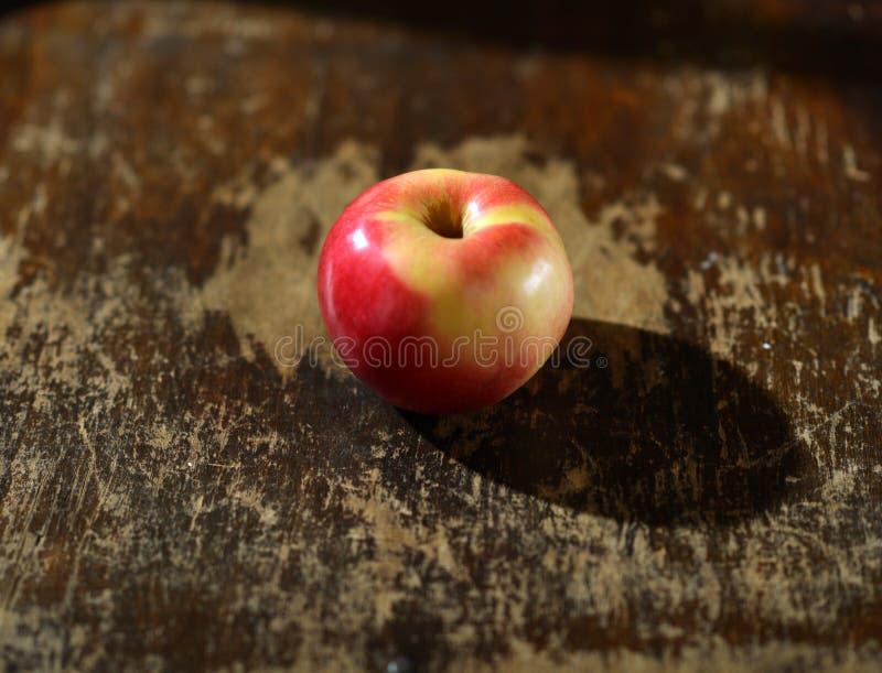 红色苹果 免版税图库摄影