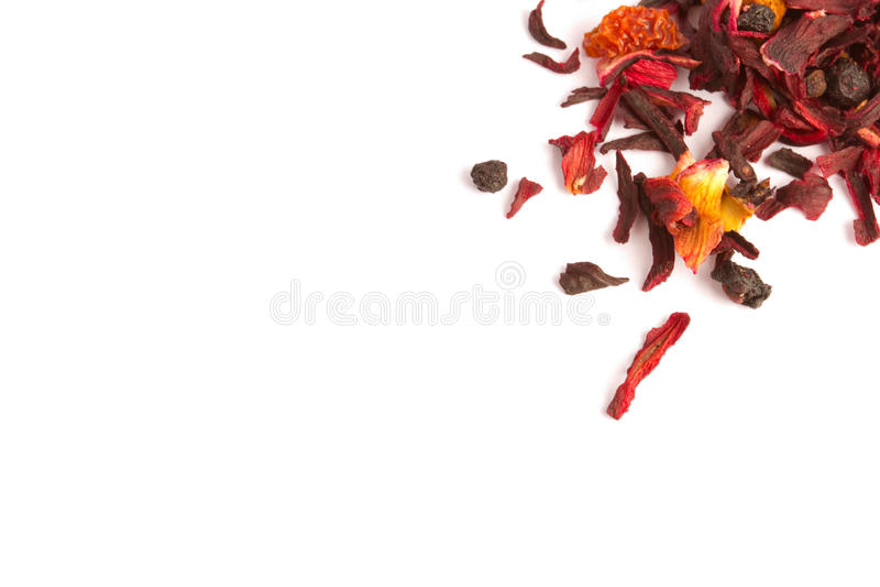 红色茶 库存照片