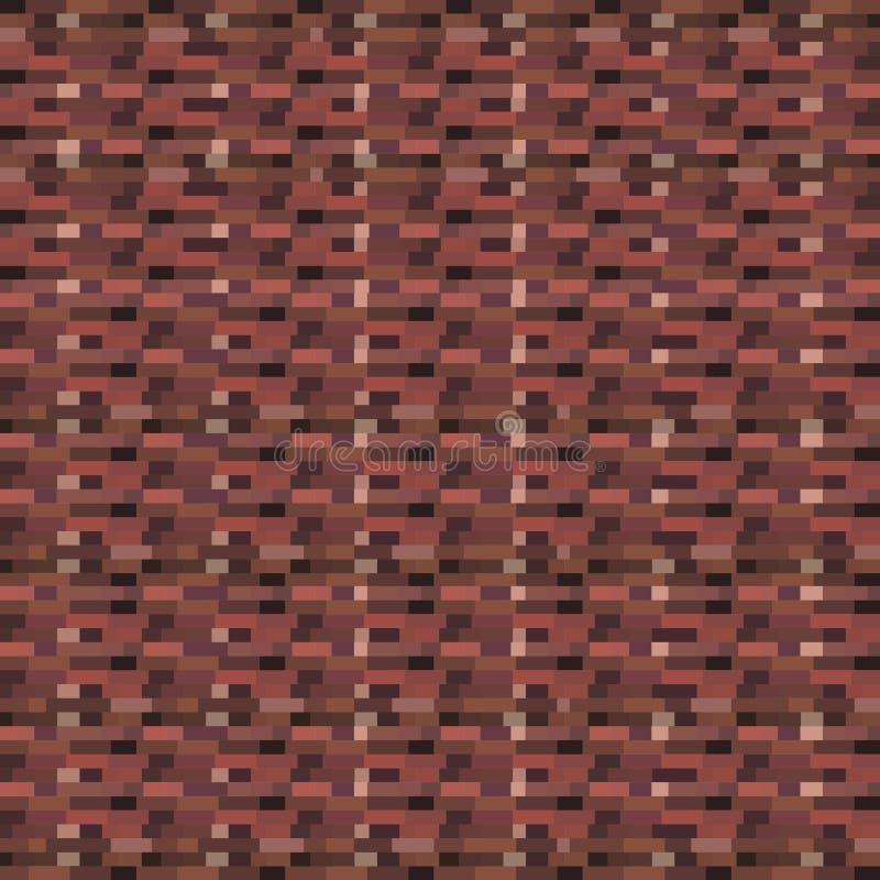 红色,黑组合角尺纹理 皇族释放例证