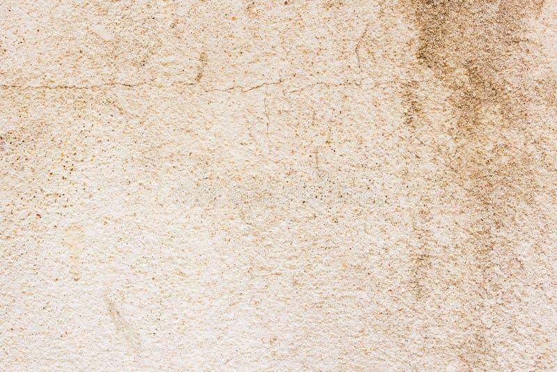 红色水泥墙壁背景 图库摄影