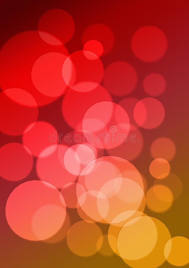 Download 红色黄色背景 库存例证. 插画 包括有 装饰, 高亮度显示, 金子, 模式, 颜色, 闪烁, 自由, 红色 - 30335512