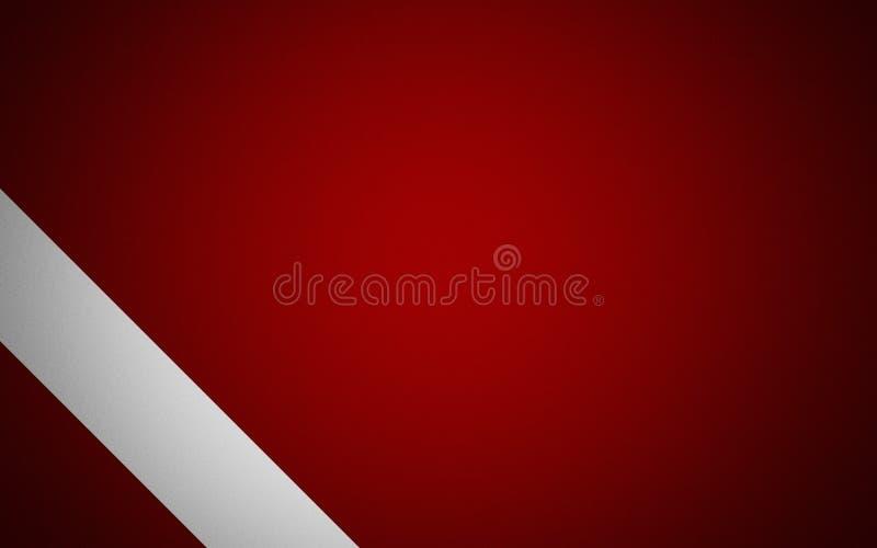 红色 免版税库存照片