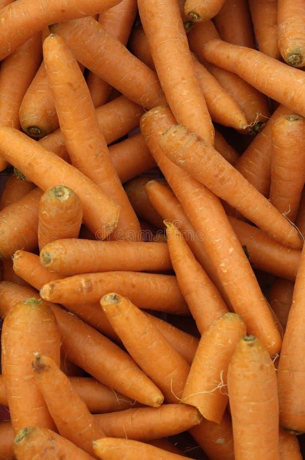 红萝卜市场 免版税库存照片