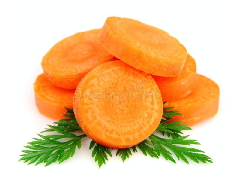红萝卜细分市场 免版税库存图片