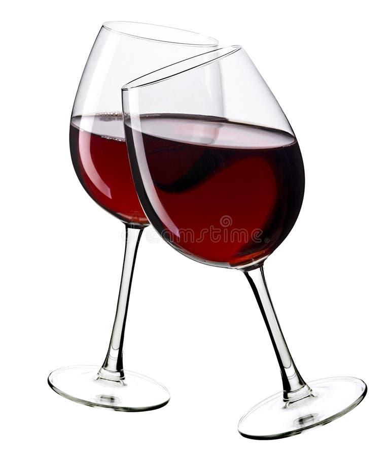 红葡萄酒 免版税库存图片