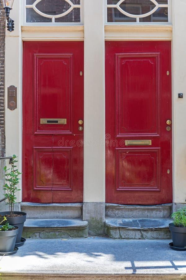 红门 库存照片