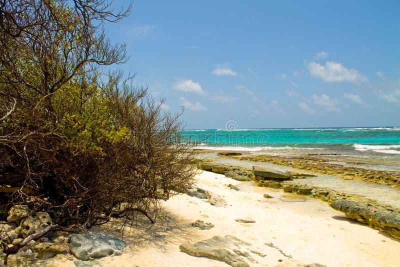 约翰尼岩礁-哥伦比亚 图库摄影