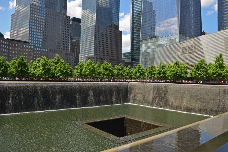 纪念全国的9月11日&博物馆 库存图片