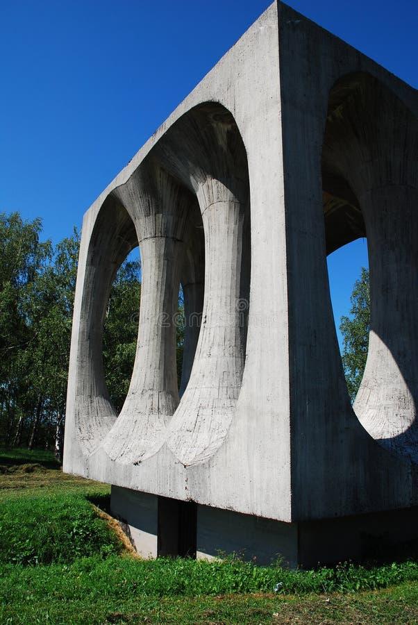 纪念品在Ilirska Bistrica 库存照片