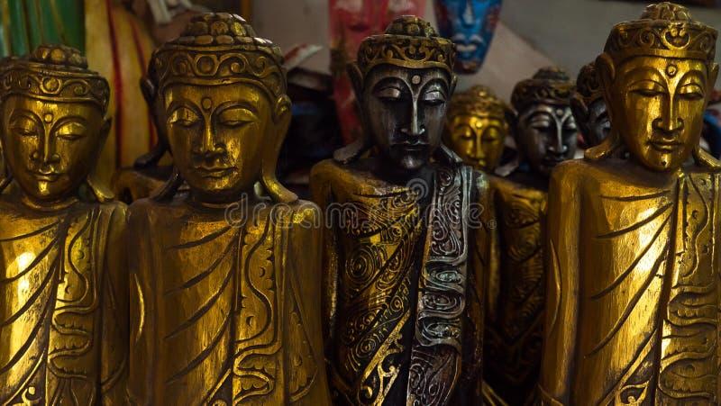 纪念品店在巴厘岛 库存照片