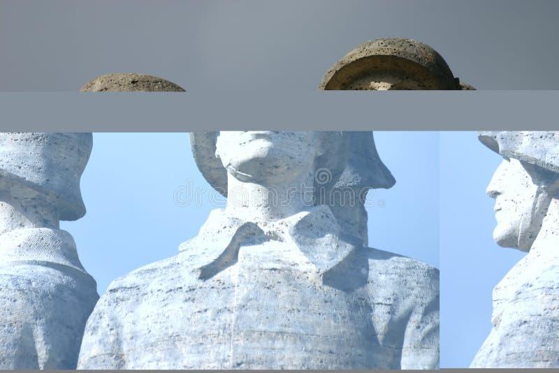 纪念战争 免版税库存图片
