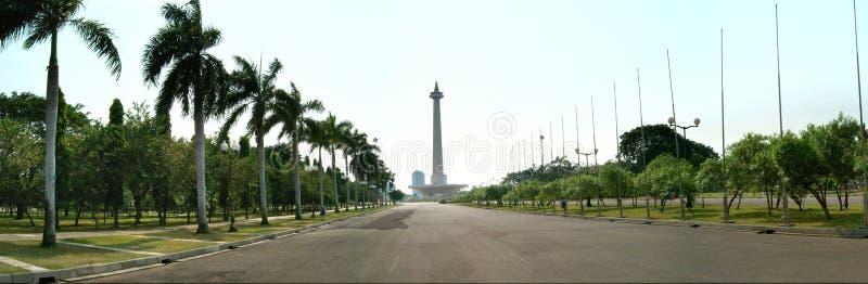 纪念碑国民 库存图片