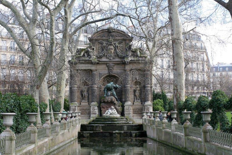 纪念碑巴黎 免版税库存照片