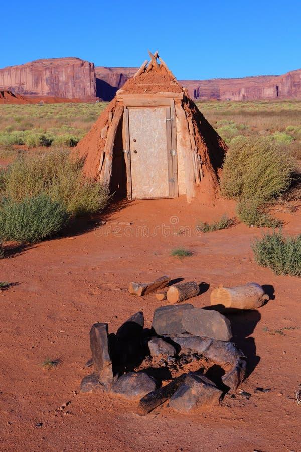 纪念碑美国犹他谷 免版税库存图片
