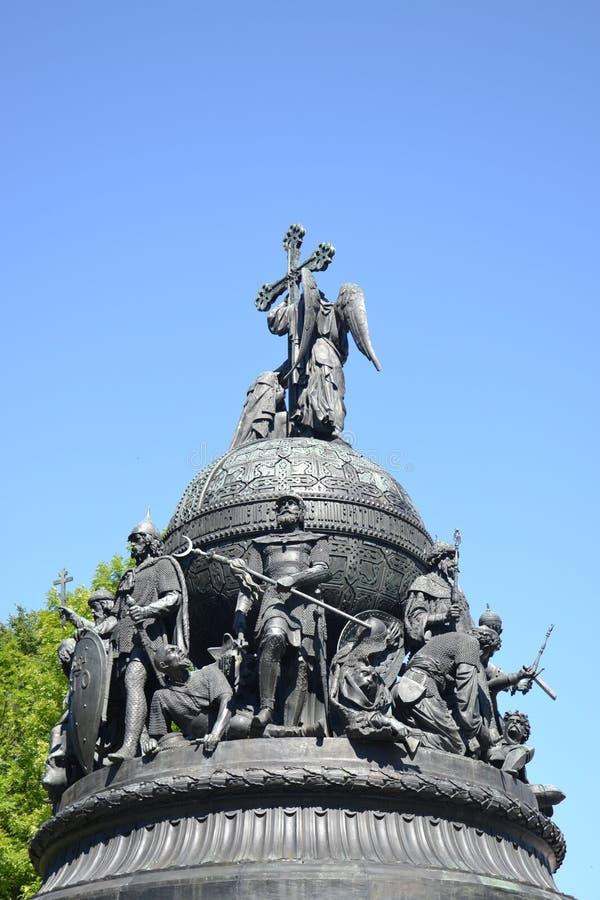 download 纪念碑,俄罗斯,鲁斯,古老拉斯洗礼 库存图片.图片