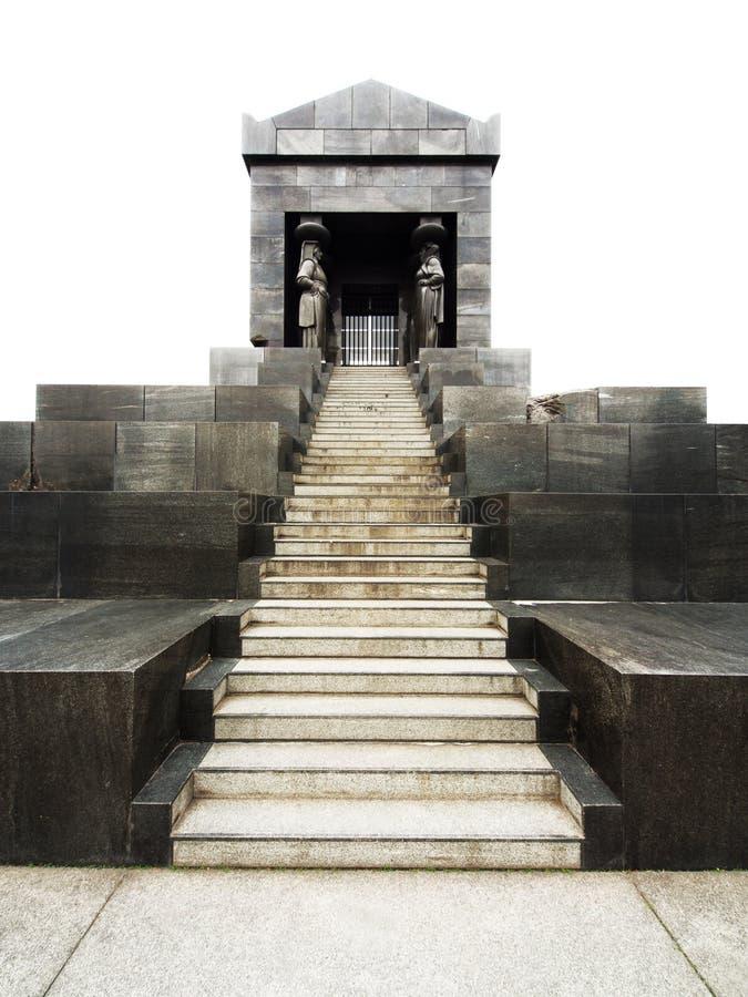 纪念碑 图库摄影