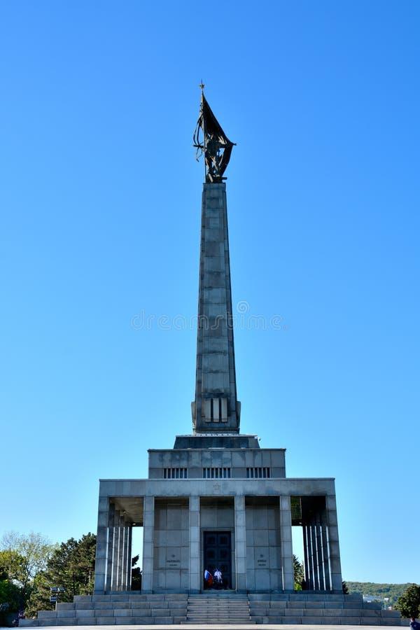 纪念碑 库存照片