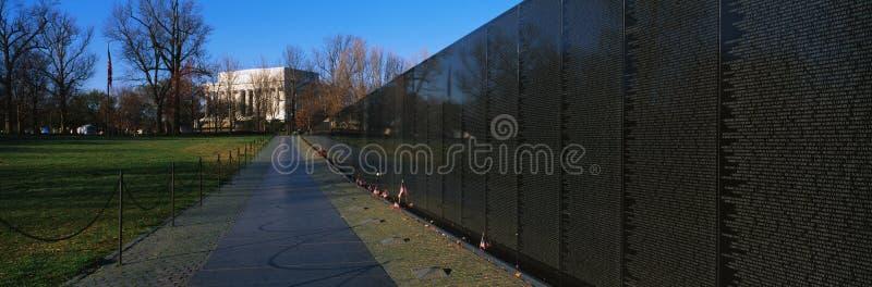 纪念越南的退伍军人 免版税库存照片