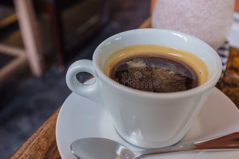 纯净的混合咖啡 库存图片