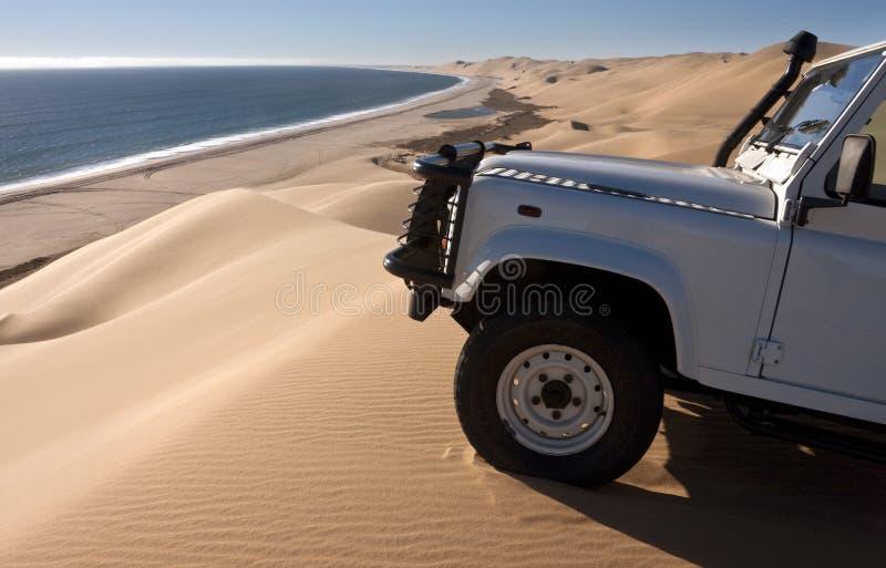 纳米比亚沙漠-纳米比亚 免版税库存图片