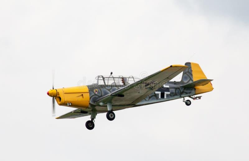 纳粹航空器 库存图片