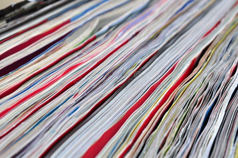 纸呼叫抽象纹理 图库摄影