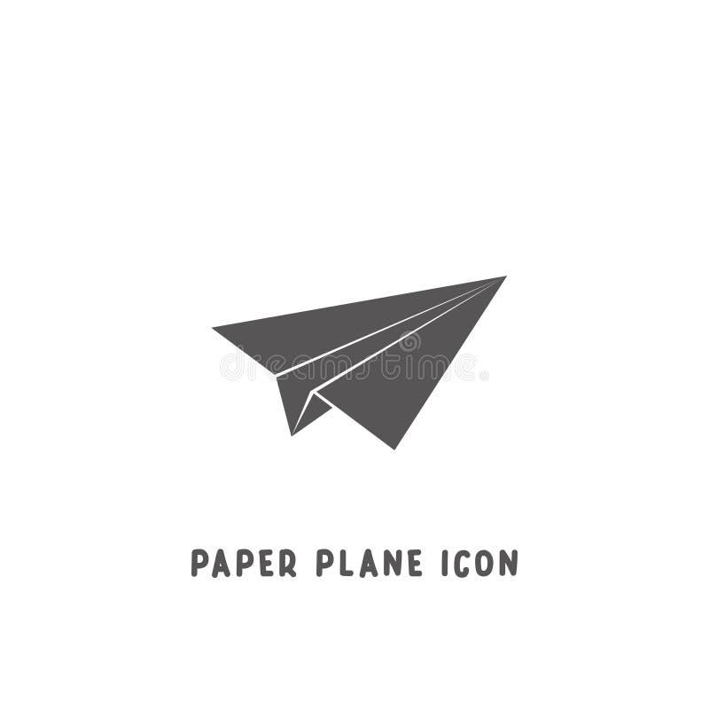 纸平面象简单的平的样式传染媒介例证 向量例证