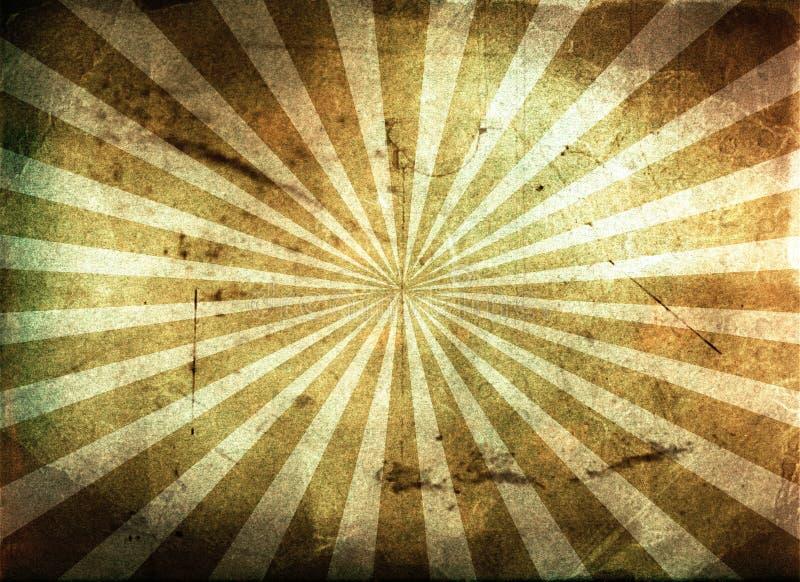 纸张发出光线saun 皇族释放例证