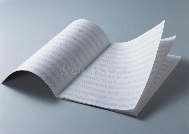 纸张 库存图片