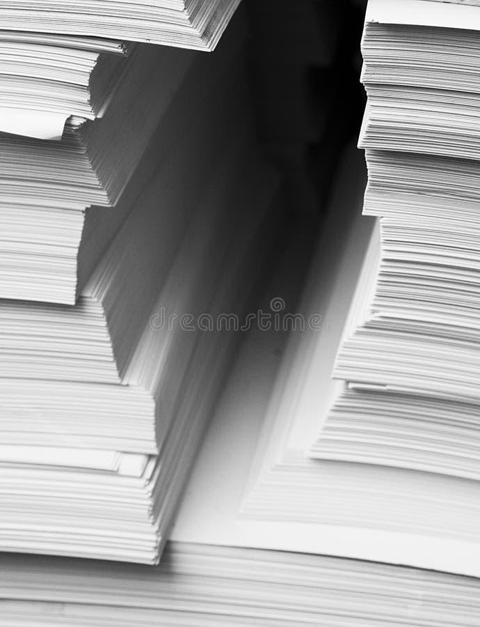 纸张 免版税库存图片